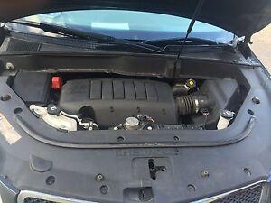 Cheavorlet SUV 2011 Traverse Lt AWD