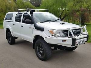 2007 Toyota Hilux Ute Nairne Mount Barker Area Preview