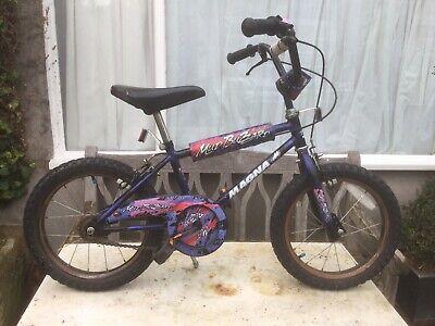 Magna Mud Buzzard Kids Bike 16in Wheels