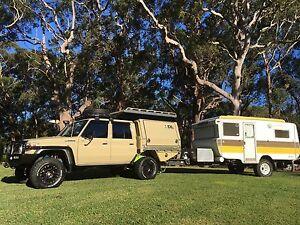 Viscount off-road unique pop top caravan Anna Bay Port Stephens Area Preview