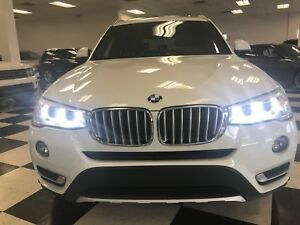 2016 BMW X3 xDrive28i FULLY LOADED#100% APPROVAL GURANTEED!!!