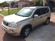 NISSAN X-TRAIL AUTO 2008  SUV 4WD Alexander Heights Wanneroo Area Preview