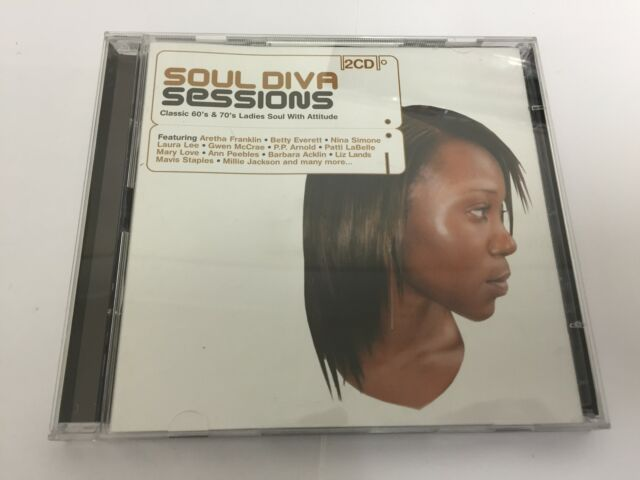 Various Artists : Soul Diva Sessions (2CDs) (2004)