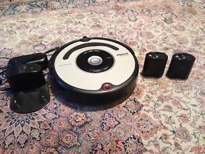 IRobot Roomba  programmable cleaner