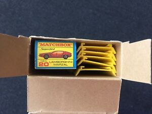 70's Matchbox Superfast track SF-1 never played with!