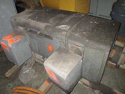 Westinghouse Motor Hwdp 100hp 708 Rpms 5008-z Frame 440v 151a