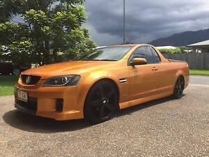 2010 Holden Commodore Ute, sale or swap for a 4x4 TDiesel Cairns Cairns City Preview