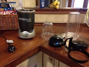 Nutribullet 1000 series - great blender for juices/smoothies! Fremantle Fremantle Area Preview