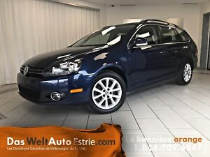 2013 Volkswagen Golf Wagon 2.0 TDI Comfort, Automatique