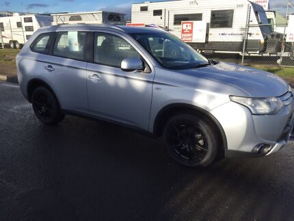 Mitsubishi Outlander auto 2014 Prospect Launceston Area Preview