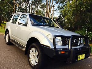 2005 Nissan Pathfinder ST-L Wagon 4x4 7seats Diesel Turbo Moorebank Liverpool Area Preview