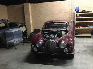 MK 1 JAGUAR 3.4 4 SPEED MANUAL WITH OVERDRIVE Bremer Bay Pallinup Area Preview