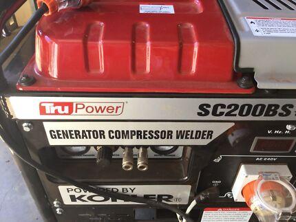 3in1 Generator-Air Compressor-Welder