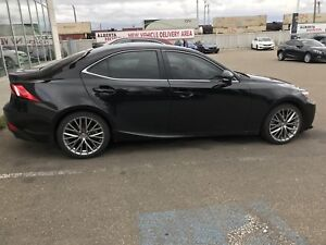 2014 Lexus is250 awd luxury package $27888
