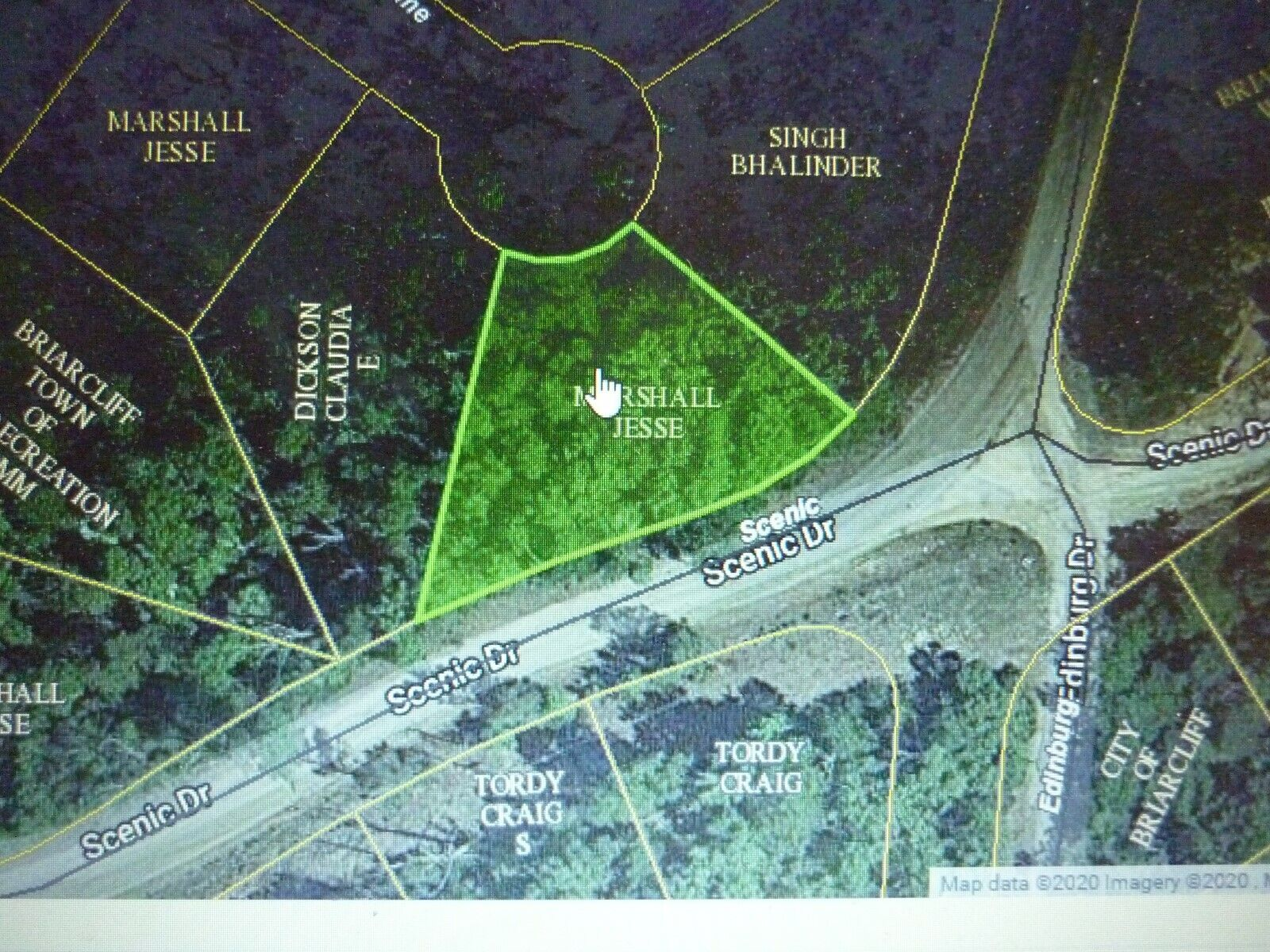 11708 Sq Feet .2688 Acre Briarcliff, AR- 1 Mile To Norfork Lake POWER 100 Feet - $4.25