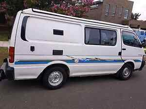 1998 Frontline Camper Conversions, pop top, auto North Ryde Ryde Area Preview
