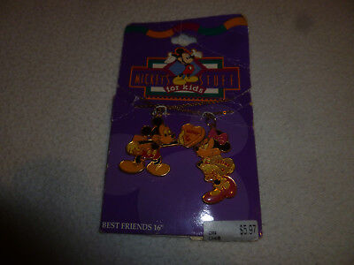 NEW ON CARD DISNEY MICKEYS STUFF FOR KIDS BEST FRIENDS 16