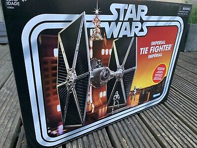 STAR WARS THE VINTAGE COLLECTION IMPERIAL TIE FIGHTER + Figure & Special Offer