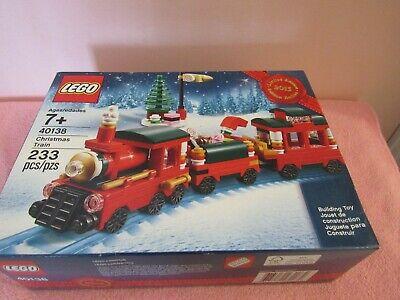LEGO Christmas Train~ 2015~ Limited Edition~(40138) Retired NIB