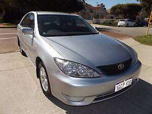2006 TOYOTA CAMRY (AUTO) $4990 LOW KMS! *FREE 1 YEAR WARRANTY* Inglewood Stirling Area Preview