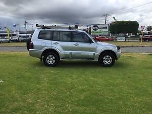 2005 Mitsubishi Pajero 4x4 Diesel Automatic Maddington Gosnells Area Preview