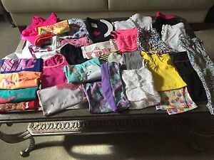 Girls shirts shorts bathing suits and more