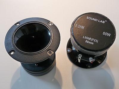 Soundlab L050E PA Horn Hochtöner Magnettreiber Tweeter TOP gebraucht kaufen  Weeze