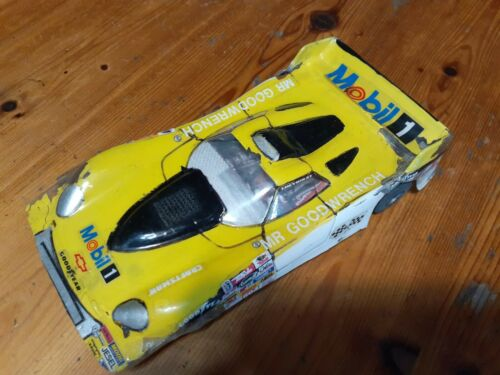 1/24th slot car parma flex chassie