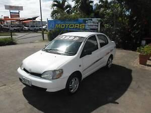 Toyota Echo Sedan ( Low Klms ) Hermit Park Townsville City Preview