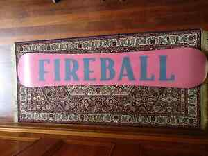 Snowboard Fireball Limited Edition Vermont Whitehorse Area Preview