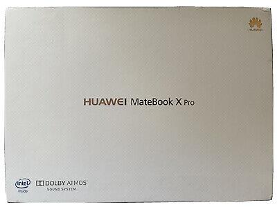 "Huawei MateBook X Pro Signature Edition 2018 13.9"" 3K Touch, i7-8550U, 16GB 512G"