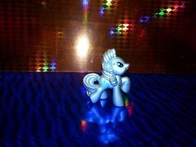 My Little Pony MLP  Gift Rarity Silver Metallic 2