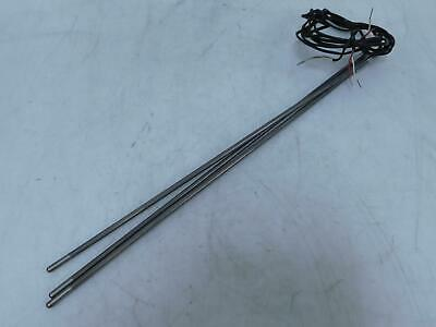 Lot Of 3 19 In Type J Thermocouple Probe T139959
