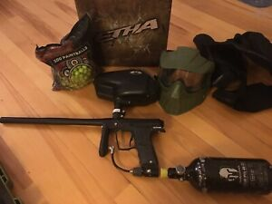 Paintball speedball gun Etha éclipse kit complet