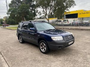 2006 Subaru Forester XS LUXURY Smithfield Parramatta Area Preview