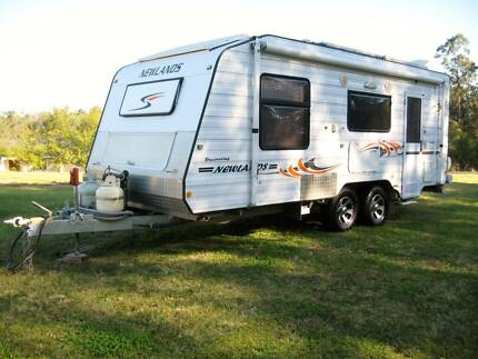Newlands LTD caravan, with many many extras Bli Bli Maroochydore Area Preview