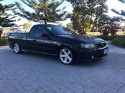 FORD FALCON XR6 UTE MY06 FAST EASY FINANCE AS TRADED WITH RWC Hope Island Gold Coast North Preview
