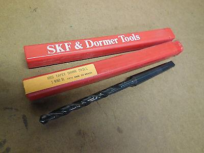 Skf Dormer Tools 516 Hss Morse Taper Shank Mts Drill A360