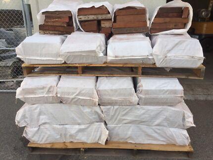 QUALITY JARRAH FIREWOOD 45-55kg LARGE BAGS
