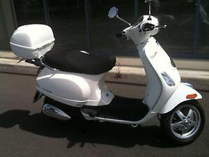Beautiful Vespa 125 ie Scooter Kings Meadows Launceston Area Preview