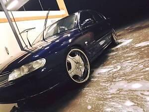 2001 Holden Berlina Sedan Port Lincoln Port Lincoln Area Preview