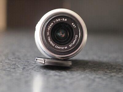 Olympus M.Zuiko Digital 14-42mm 3.5-5.6 silber
