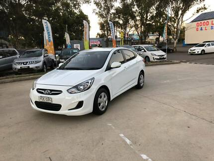 2014 Hyundai Accent 4 cylinder 80,000 Km may 2019 rego Like NEW Mount Druitt Blacktown Area Preview