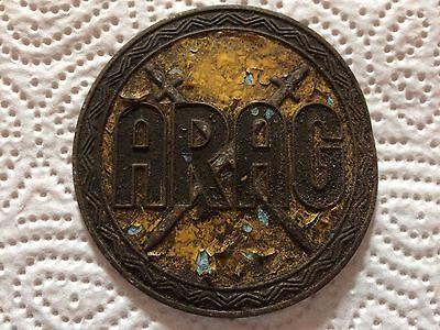 ARAG, Schild, Abzeichen,