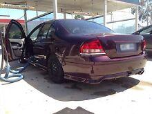2003 Ba Xr6 turbo Chadstone Monash Area Preview