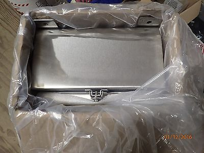 Hoffman .. A16h1206ss6lp Stainless Steel Electrical Enclosure 16 X 12 X 6 New