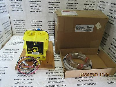 Milton Roy E731-25hv Metering Pump Explosion Proof New In Box