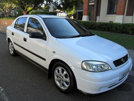 2004 holden astra ts city white 4 speed automatic hatchback cars 2004 holden astra ts classic auto long rego 21pw fandeluxe Gallery