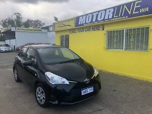 2017 Toyota Yaris ASCENT 1.3L Automatic Hatchback $13,999 Kenwick Gosnells Area Preview
