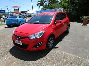 2012 Hyundai i20 Hatch ( Automatic ) Hermit Park Townsville City Preview